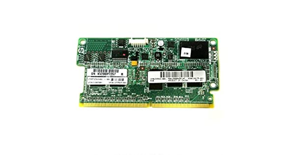Amazon.com: HP 2GB Flash-Backed Write Cache (FBWC) memory ...