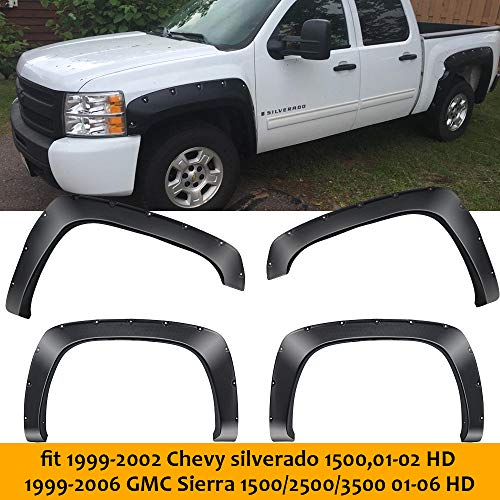 02 chevy 1500 fender flares - 9