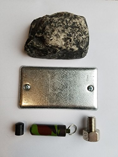 5 Geocache Sneaky hides - containers