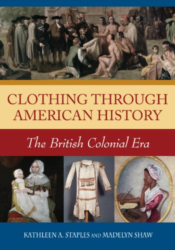 Clothing through American History: The British Colonial Era - Deerskin Dress