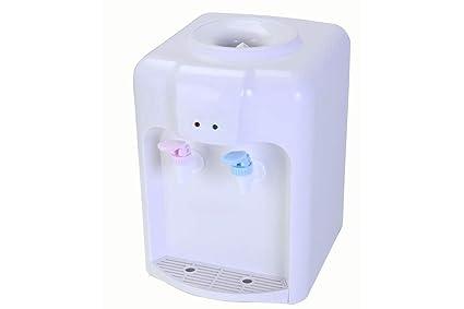 takestop® dispensador dispensador Eléctrico Doble dosificador Agua Caliente fría con Depósito boccione 2 litros de