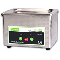 ONEZILI Ultrasonic Cleaner, Professional Ultrasonic Jewelry Cleaner Machine with 18 Digital Timer for Cleaning Jewelry…