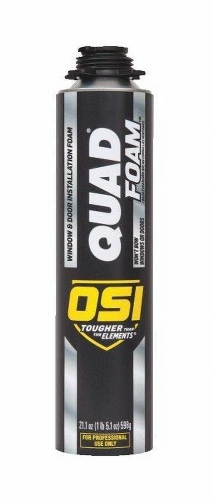 Osi Sealants 1866185 21.1 Oz Quad Window & Door Installation Foam - 2 Pack