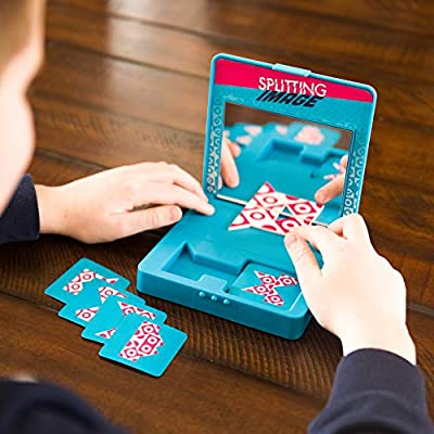Fat Brain Toys Splitting Image Brainteasers for Ages 6 to 10: Toys & Games