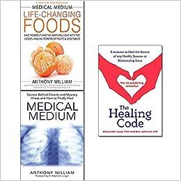 Healing Code, Medical Medium, Life-Changing Foods [Hardcover