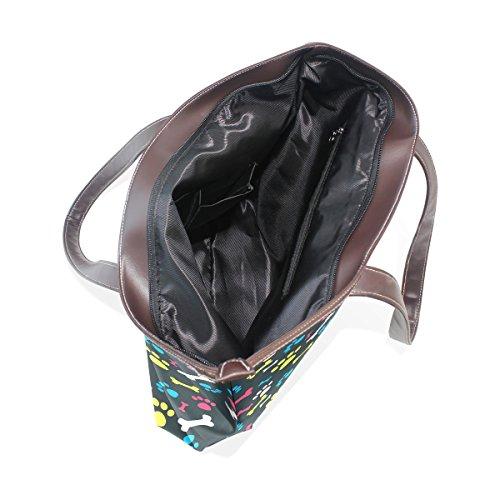Tizorax Tela Para Mujer Bolso Multicolor De rUqarwz