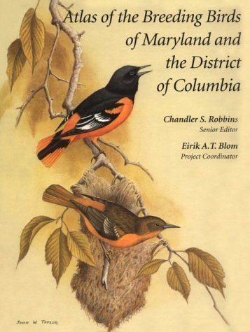 Atlas of the Breeding Birds of Maryland and the District of Columbia (Pitt Series in Nature & Natural History) - Columbia Columbia In Maryland Mall