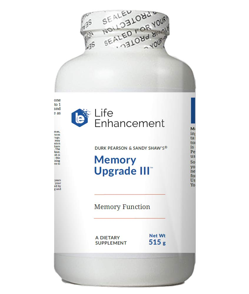 Memory Upgrade III Sugar Free