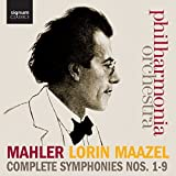 Mahler: Complete Symphonies 1-9 (Philharmonia Orchestra / Lorin Maazel)