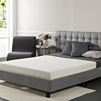 Purest of America 6 Inch Memory Foam Mattress with High Quality Fabric Made in the USA (Twin Extra-Long)