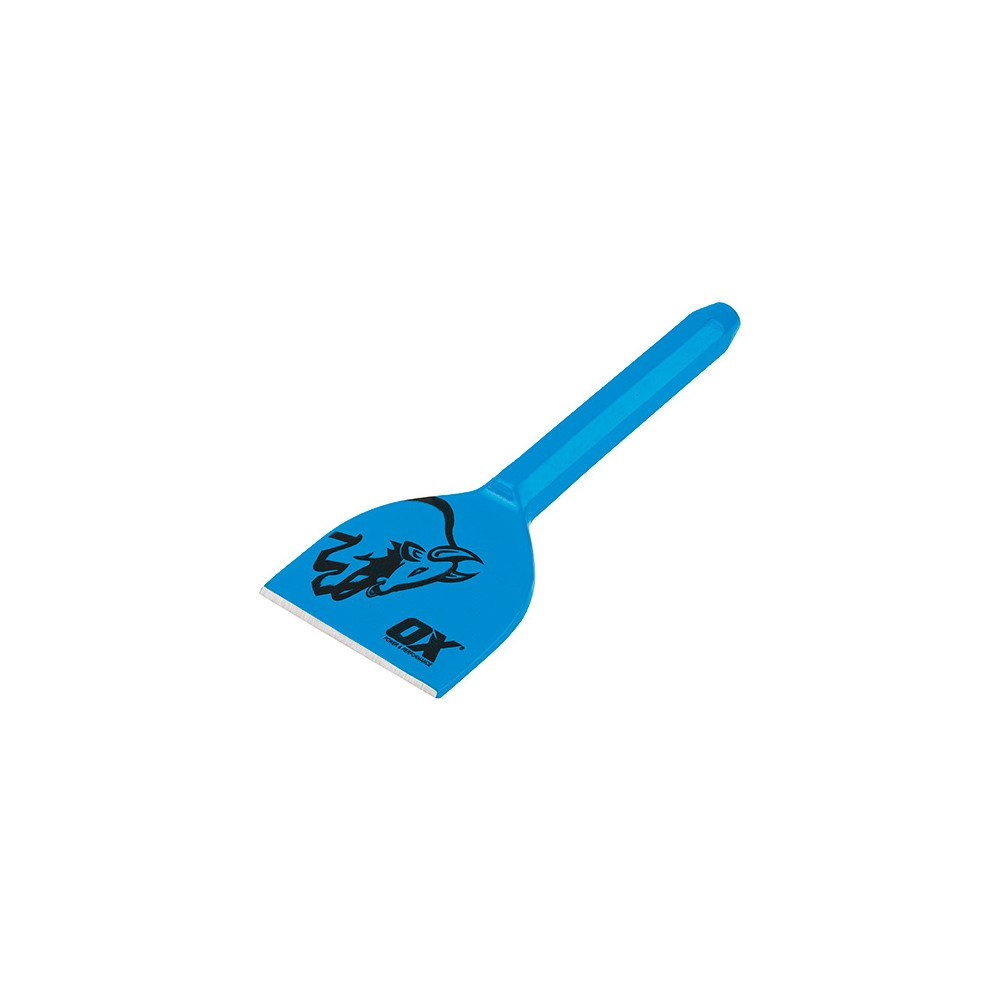 OX OX-T090904 Trade Brick Bolster, Blue, 100 mm