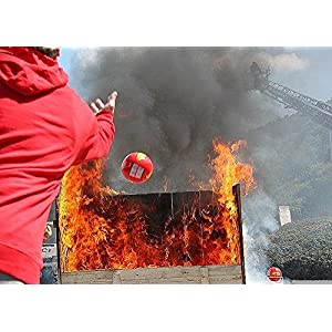 Best Invention Multi Purpos Ball Fire Extinguisher Self-activation