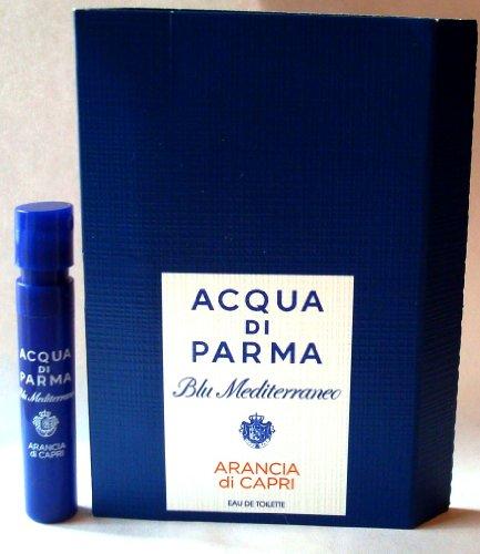 Acqua Di Parma Blu Mediterraneo Arancia Di Capri .04 oz / 1.2 ml edt Spray (Blu Mediterraneo Arancia Di Capri)