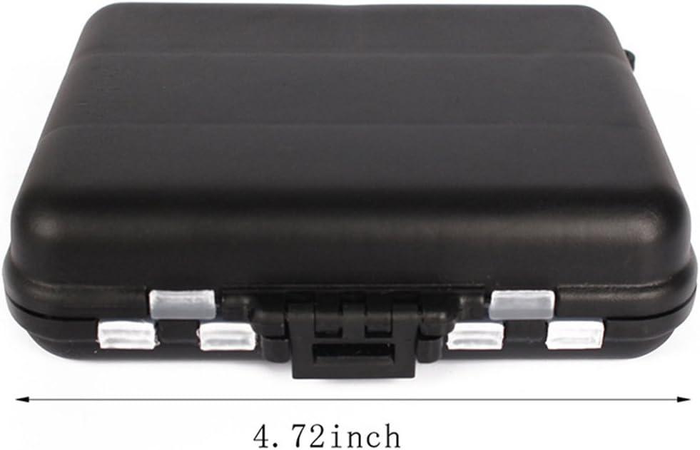 Lintimes 187-Pack Karpfenangeln Terminal Tackle Tool Set//Kit Safety Lead Clips Quick Drehgelenk Angeln Haken R/öhren K/öder Pfropfen Anti Tangle /Ärmel Zubeh/ör Bundle Box