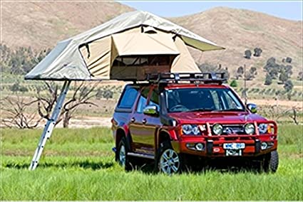 ARB (ARB3201) Series III Sand Rooftop Tent & Amazon.com: ARB (ARB3201) Series III Sand Rooftop Tent: Automotive