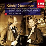 img - for Homage to Benny Goodman book / textbook / text book