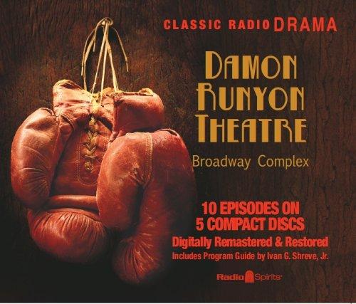 Damon Runyon Theatre (Old Time Radio) (Classic