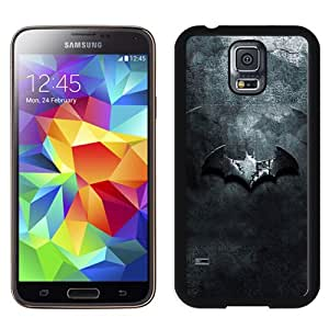 Popular And Durable Designed Case For Samsung Galaxy S5 I9600 G900a G900v G900p G900t G900w With Dark Batman Logo Phone Case