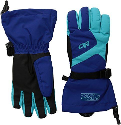 Outdoor Research Women's Adrenaline Gloves, Baltic/Typhoon, ()