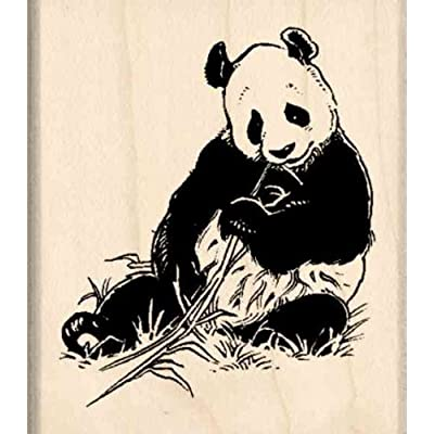 Stamps by Impression Panda Rubber Stamp: Arts, Crafts & Sewing