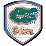 Florida Gators NCAA Reflector Decal Auto Shield for Car Truck Mailbox Locker Sticker College Licensed Team Logo