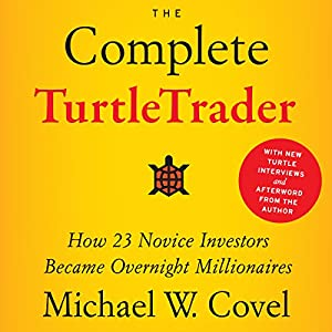 The Complete TurtleTrader Audiobook