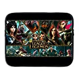 Custom Funny L Game Water-resistant Tablet Sleeve Case Bag 15 Inch