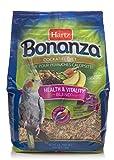HARTZ Bonanza Gourmet Parrot Bird Food - 4lb