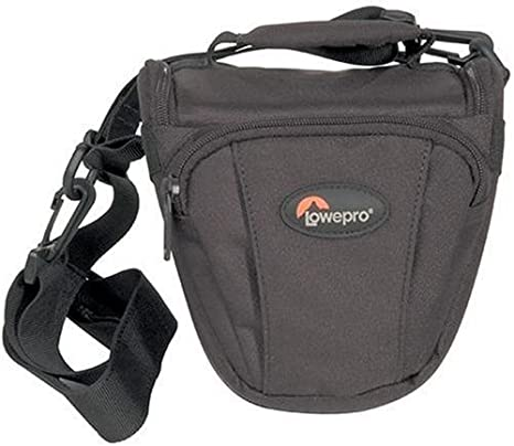Lowepro Topload Zoom Mini Case For SLR and Short Zoom for Canon 550D, 500D, 1000D, Nikon D3000, Samsung NX10, PL1, Panasonic G2, Sony Alpha A450