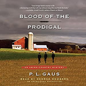 Blood of the Prodigal Audiobook