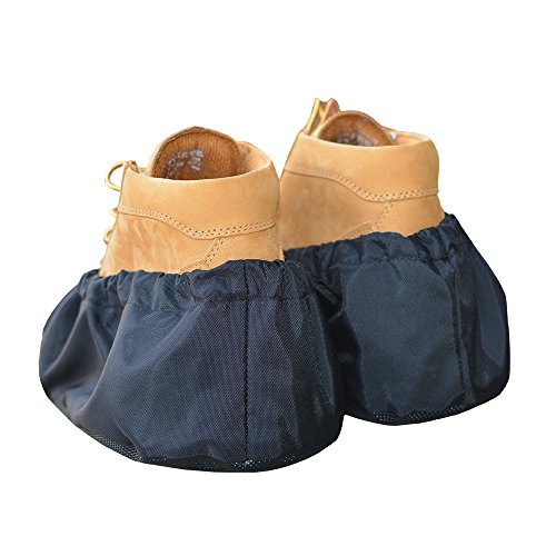 reusable shoe and boot covers for contractors large in