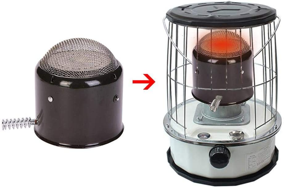 Suitable for Home 33x33x45cm Two Styles Heating Stove,White Outdoor Camping Heater Indoor Heater Kerosene Stove Heater Outdoor Office