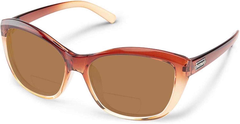 Suncloud Skyline Polarized Bi-Focal Reading Sunglasses