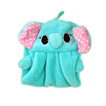towel for kids frozen dhmart animal hand towels for baby bath dry towel kids children microfiber kitchen amazoncom
