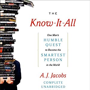 The Know-It-All Hörbuch