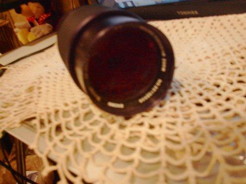 ra Lens 75-205mm 1.3.8 Mc Macro Focusing Zoom ()