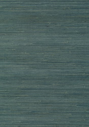 Brewster 53-65432 36-Inch by 288-Inch Jurou - Hand Weaved Grasscloth Wallpaper, Olive