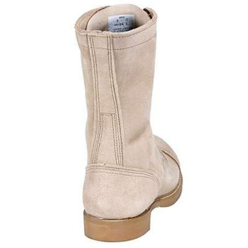 Corcoran New USA Made 10 inch Women's Jump Boots Desert Tan 4515 Sz 9.5 B by Corcoran (Image #2)