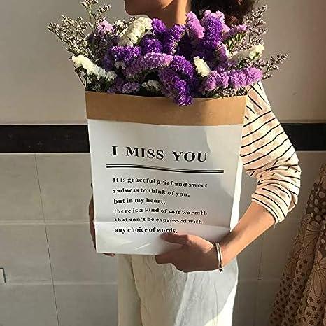 Amazon インクリエイティブアーツが花束茶色の紙袋を卒業し 装飾的な装飾品リビングルームには 忘れ Meが乾燥した花の花束を Color Bouquet 10 Size A Bunch ドライフラワー オンライン通販