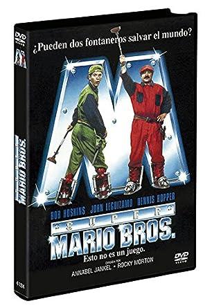 Amazon.com: Super Mario Bros: Movies & TV