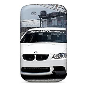 Premium Durable Active Autowerke Bmw M3 Sedan (e90) '2010 Fashion Tpu Galaxy S3 Protective Case Cover