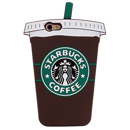 Iphone 6s Plus Case Mc Fashion 3d Starbucks Coffee Cup Super Import It All