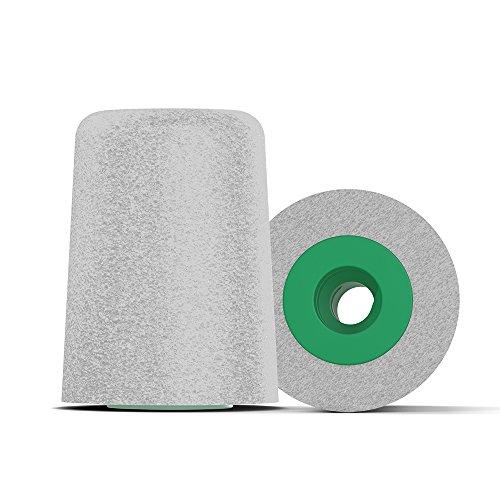 Comply Foam Premium Earphone Tips - Professional P-Series (Small, Platinum, 3-pair)