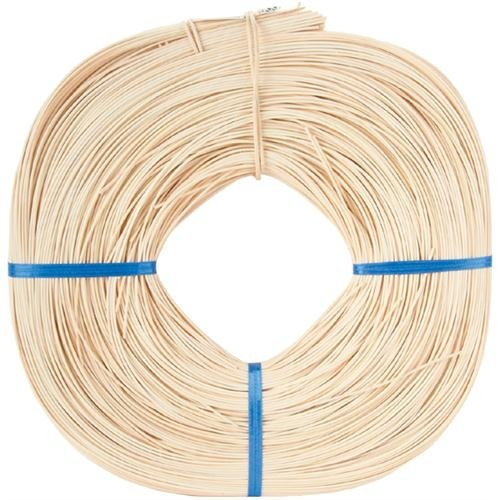 Round Reed Basket (Commonwealth Basket REED ROUND #3 2.25MM-APP 750')