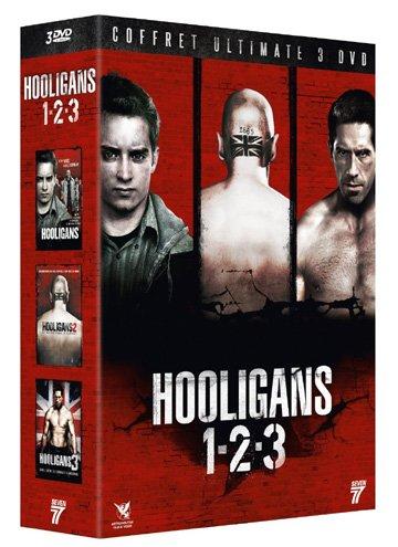 Hooligans Collection (1-2-3) - 3-DVD Box Set ( Green Street