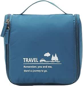 WANGLXCO Caja Neceser Viaje Hombre y Mujer, Neceser Maquillaje Pack Neceser Baño Toiletry Kit, Bolsa de Viaje, Cosmético Organizadores de Viaje Travel Toiletry Bag Saludable, C: Amazon.es: Deportes y aire libre