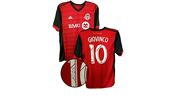 3e38c9c5a Sebastian Giovinco Signed Jersey - Frameworth - Autographed Soccer Jerseys  at Amazon s Sports Collectibles Store