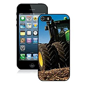 john deere Black iPhone 5s Phone Case Genuine Custom Cover