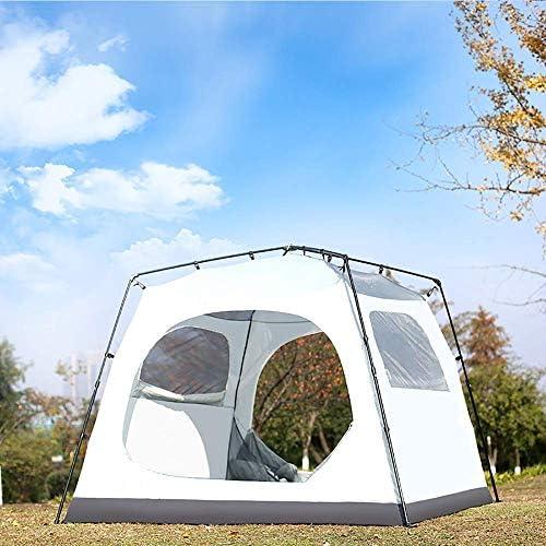 Tienda de campaña automática al Aire Libre Toldo portátil para Vacaciones Familiares Cabina instantánea Toldo portátil de Doble Capa Impermeable