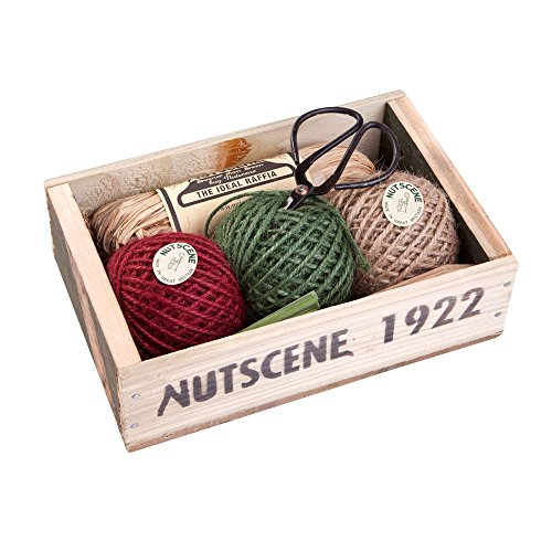 Nutscene Traditional Twine Gift Box Set Includes ()
